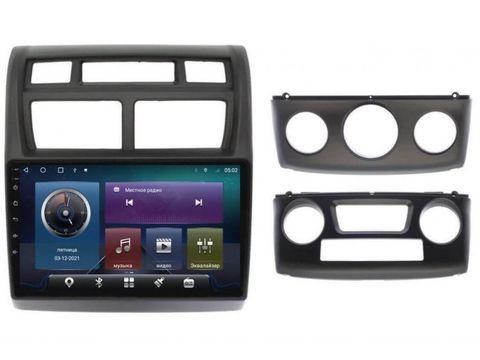 Магнитола для Kia Sportage (2008-2010) Android 10 4/64GB IPS DSP модель CB2166TS10