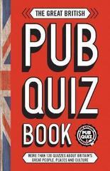 The Great British Pub Quiz Book