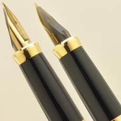 Перьевая ручка Platinum Balance (перо Fine, черная)