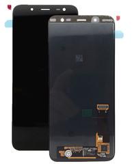 LCD SAMSUNG J8 2018 J810F + Touch Black OLED