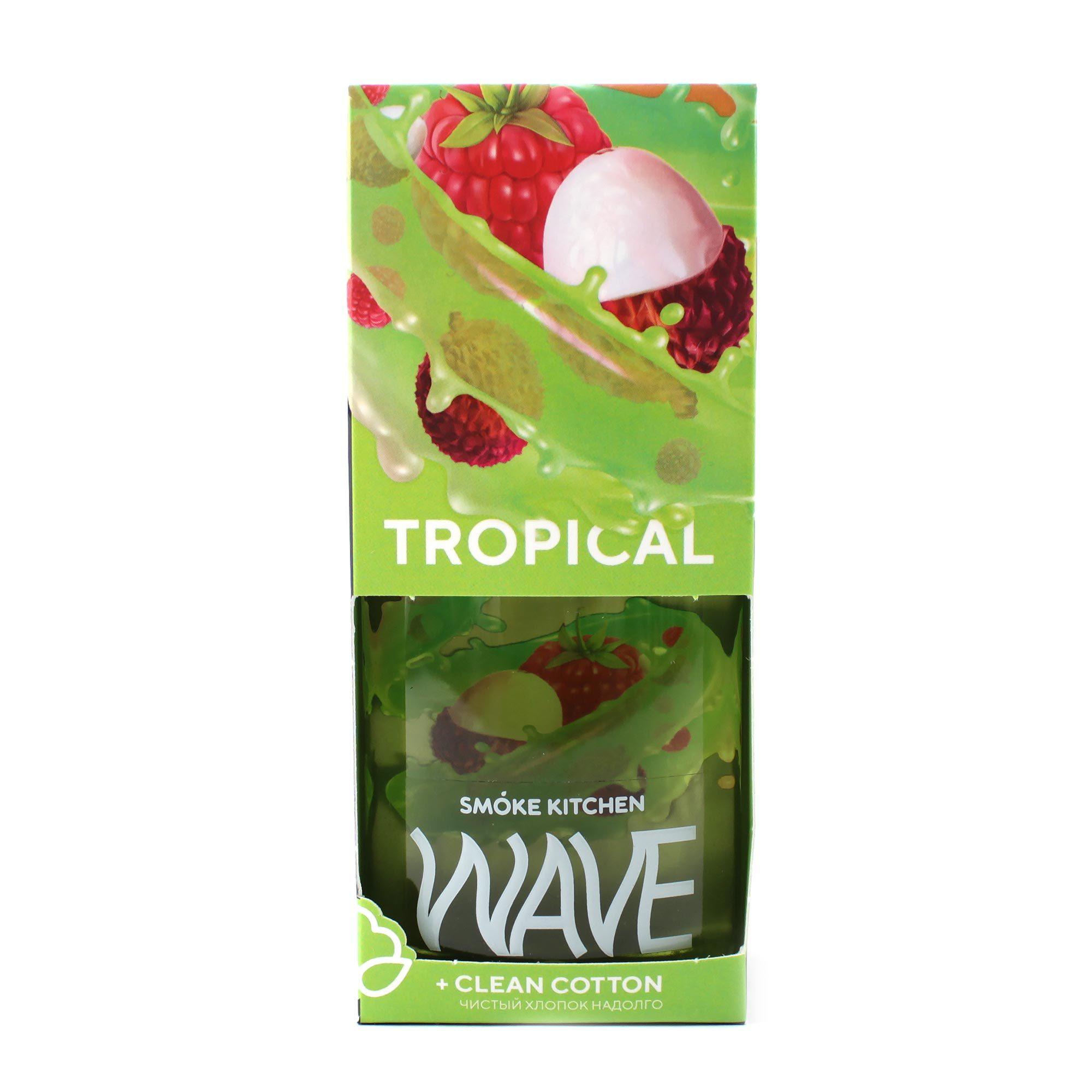 Жидкость Wave by Smoke Kitchen Tropical