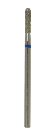 Бор алмазный цилиндрический полусферический 137.018 (средняя)