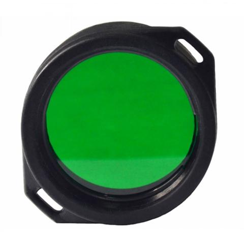 Фильтр для фонарей Armytek Viking/Predator, зеленый (для охоты)