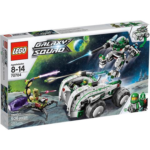 LEGO Galaxy Squad: Уничтожитель инсектоидов 70704 — Space Vermin Vaporizer — Галактический отряд