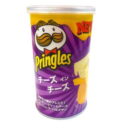 Чипсы Pringles 4 сыра 53 гр