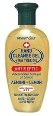 Антисептический гель для рук Лимон Pharmaid 100 мл
