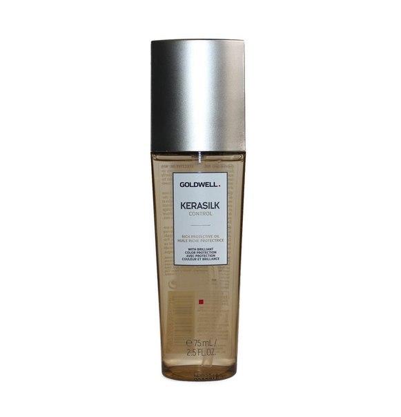 Goldwell Kerasilk Control Rich Protective Oil  75 ml.