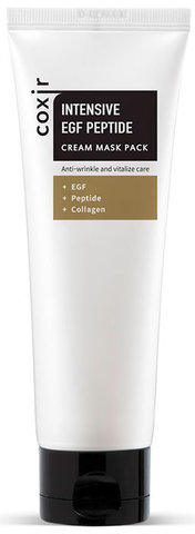 COXIR Intensive EGF Peptide Cream Mask Pack