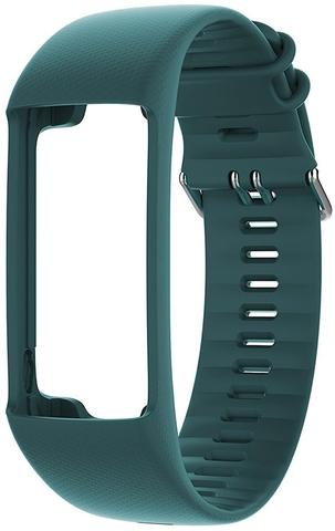 Силиконовый браслет Polar для пульсометра Polar A370, размер M/L, сосновый зеленый (pine green)