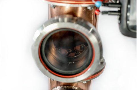 Дистиллятор медный Des Практик 100 литров
