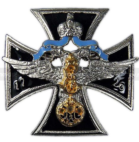 Знак Петроградского полка