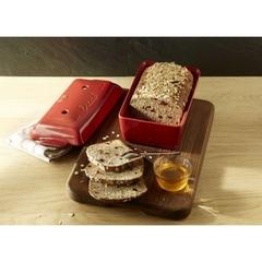 Форма Moule Pain для выпечки хлеба Emile Henry (гранат)