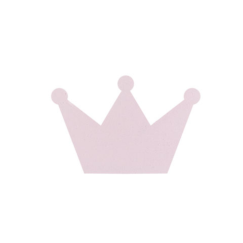 Вешалка (настенный крючок) Crown Pink