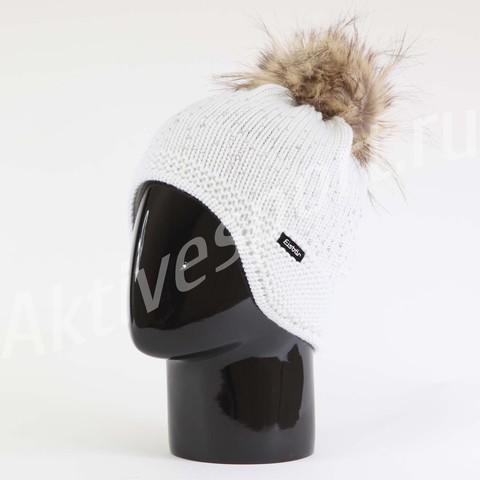 Картинка шапка с ушами Eisbar gloria lux crystal 100 - 1