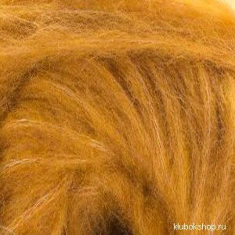 Пряжа Гламурная (Пехорка) 447 Горчица, фото