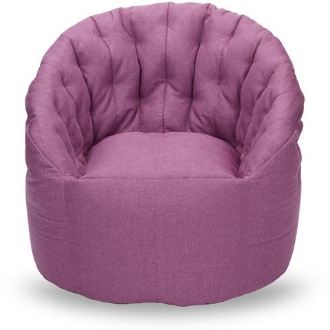Бескаркасное кресло «Австралия», Сиреневый