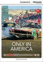 Only in America Bk +Online Access