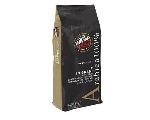 Кофе в зернах Vergnano Arabica 100%, 250 г
