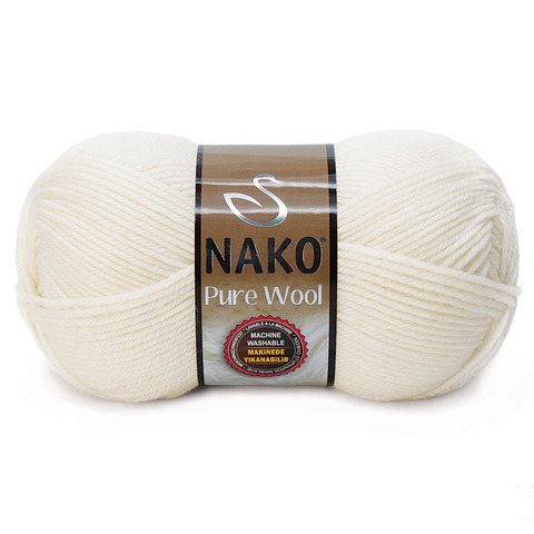 Pure Wool  (Nako)