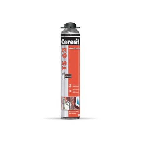 Ceresit TS 62/Церезит ТС 62 Универсальная монтажная пена
