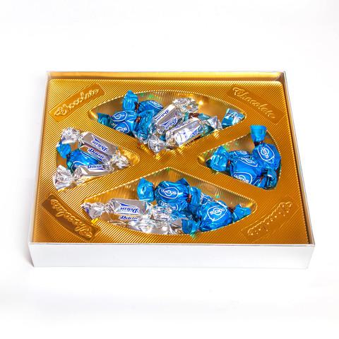 Набор конфет Socado из молочного шоколада Пралине, 250 гр