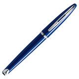 Waterman Carene Vivid Blue Lacquer ST Fblack (S0839490)