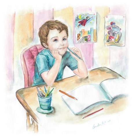 Ника Вереск: Стремительный Гоша. Книга о беговеле