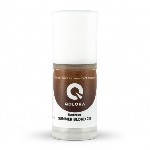 Пигмент Qolora Summer Blond 217