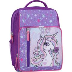 Рюкзак школьный Bagland Школьник 8 л. фиолетовый 678 (0012870)
