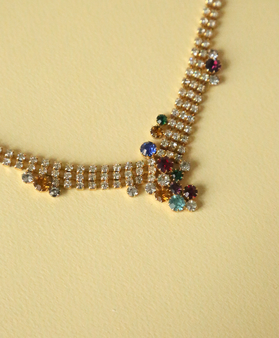 Ожерелье Витраж