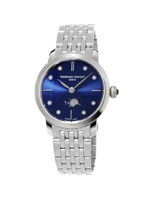 Часы женские Frederique Constant FC-206ND1S26B Slimline Ladies