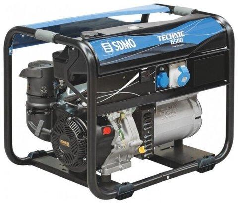 Кожух для бензиновой электростанции SDMO Technic 6500 C