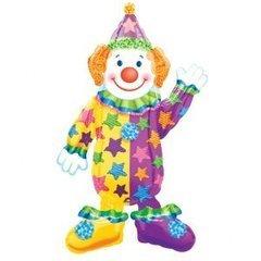 Ходячая фигура, Клоун, 44