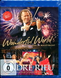 Andre Rieu / Wonderful World - Live In Maastricht (Blu-ray)