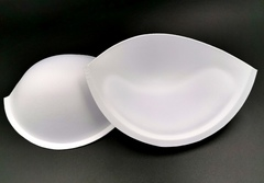 Чашки, БАЛКОНЕТ, пуш-ап, белые, (Арт: P45-001.85В), 80С, 85В, 90А