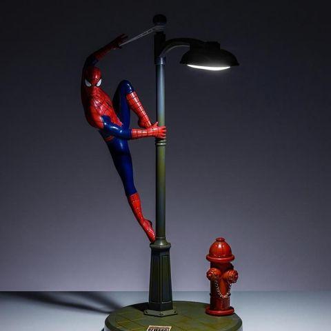 Светильник Spider-Man || Человек-Паук