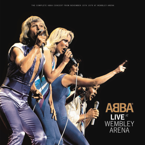 ABBA / Live At Wembley Arena (Deluxe Edition)(2CD)