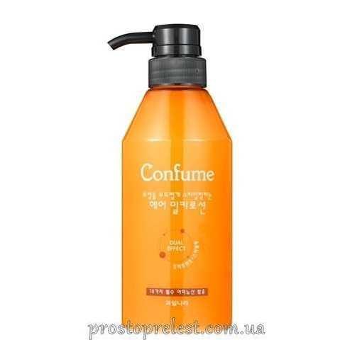 Welcos Confume Hair Milky Lotion - Молочный лосьон для волос,термозащита