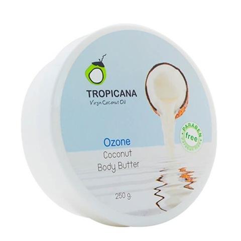 Кокосовый крем-масло для тела Tropicana Ozone
