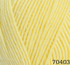 Пряжа Himalaya Everyday Bebe Lux 70403 (жёлтый)