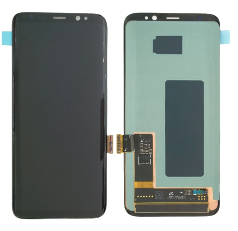 LCD SAMSUNG Galaxy S8 G950F + Touch Black Orig