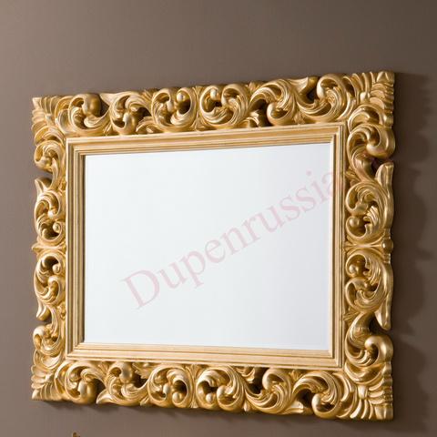 Зеркало PU049 золото (90*120)