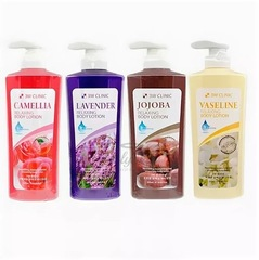 Лосьон для тела Жожоба 3W CLINIC Relaxing Body lotion 550 мл