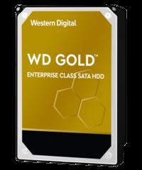 Диск Western Digital 4TB GOLD 7200 rpm SATA 3.5