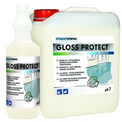 Средство для ухода за водостойкими напольными покрытиями Lakma Profimax Gloss Protect Multi 1 л (концентрат)