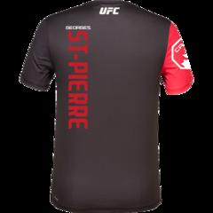 Футболка Reebok UFC Georges St-Pierre