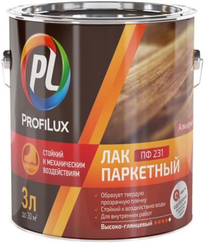 Profilux/Профилюкс Лак ПФ-231 паркетный