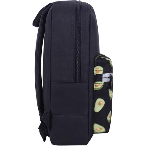 Рюкзак Bagland Молодежный mini 8 л. черный 763 (0050866)