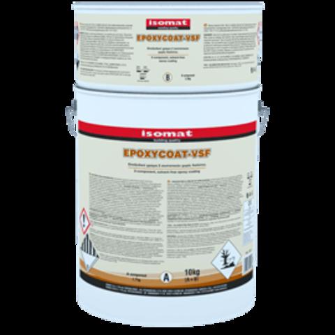Isomat Epoxycoat VSF/Изомат Эпоксикоат ВСФ двухкомпонентное эпоксидное покрытие для агрессивной химической среды