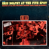 Eric Dolphy / At The Five Spot, Volume 2